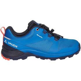 VAUDE Lapita II Low STX Shoes Kids, radiate blue